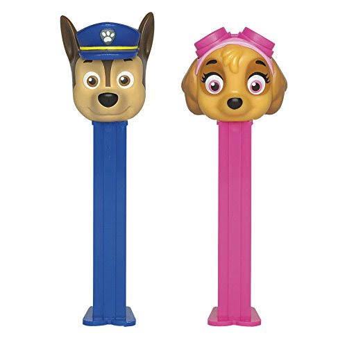 Paw Patrol Pez Dispenser & Candy