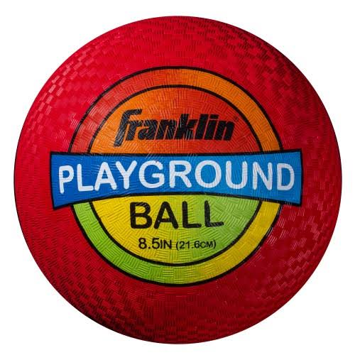 Franklin Sports Rubber Playground Ball
