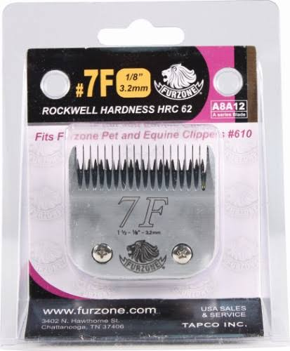 Furzone Number 5F Standard Sarge Replacement Blade
