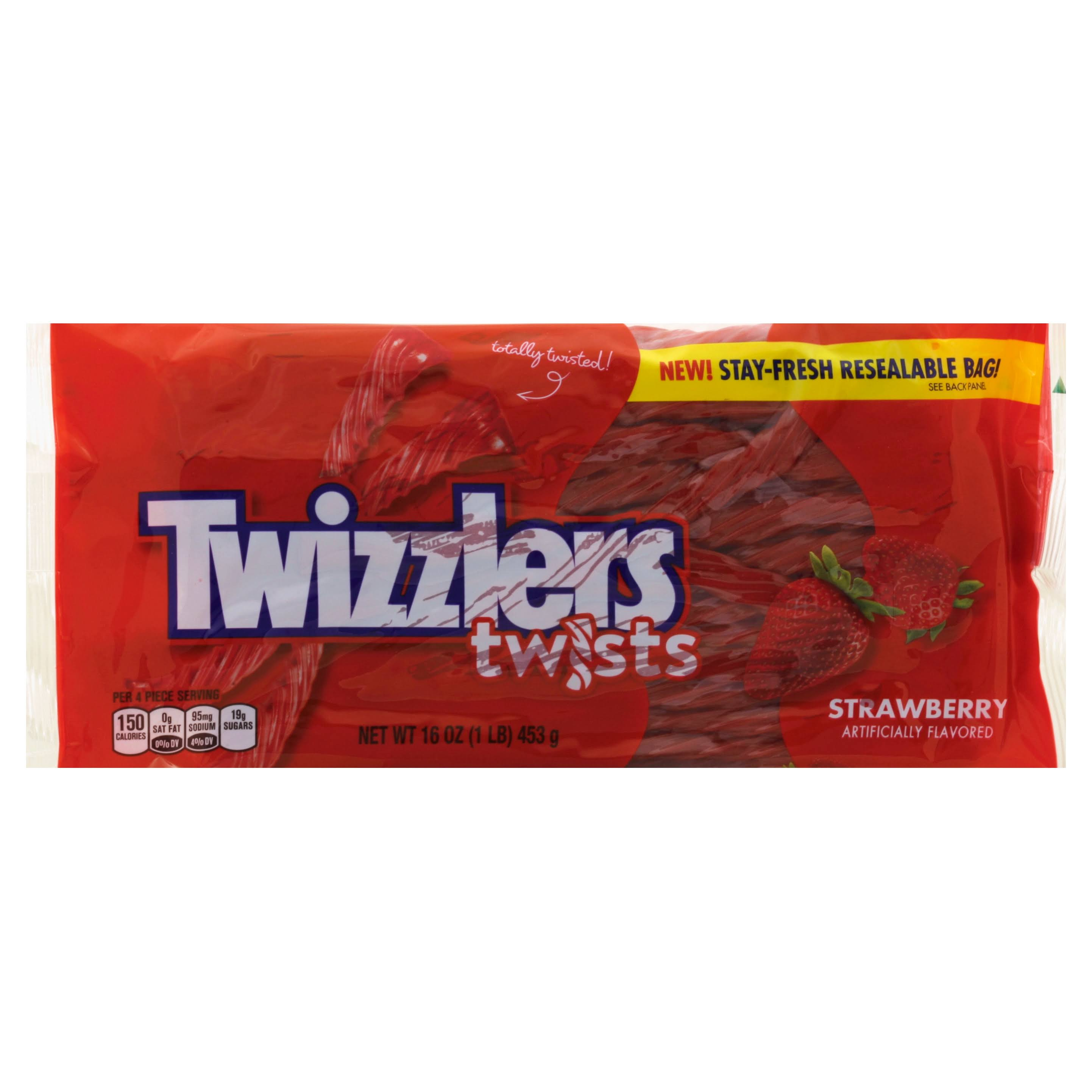 Twizzlers Twists Candy - 16oz