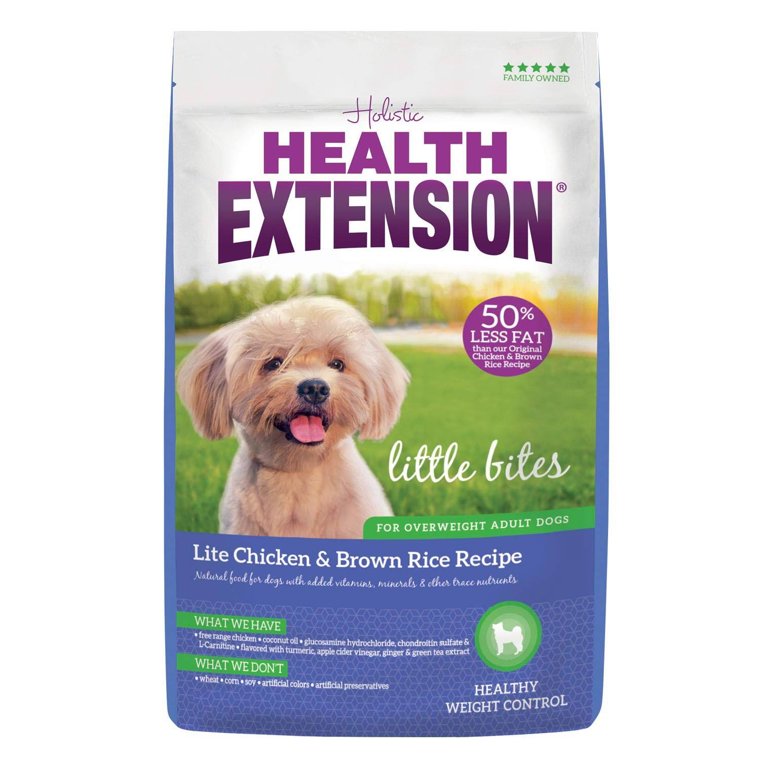 Holistic Health Extension Lite Little Bites