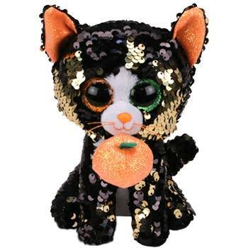 Ty Beanie Boos Flippables Halloween Jinx Regular 6""