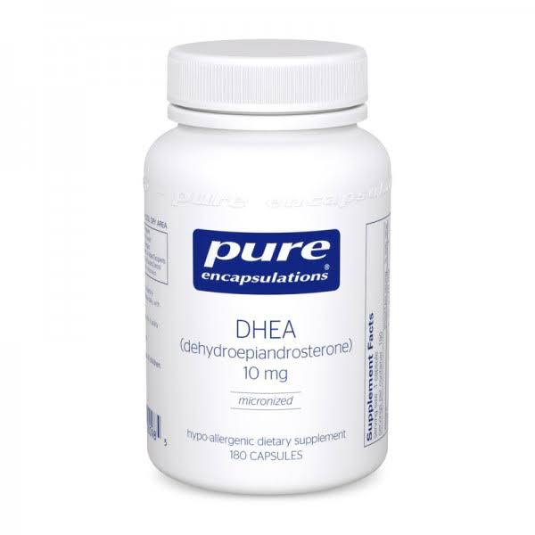 Pure Encapsulations DHEA 10mg Capsules - x180