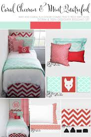 Dorm Room Bed Skirts by Best 25 Coral Dorm Ideas On Pinterest College Bedding
