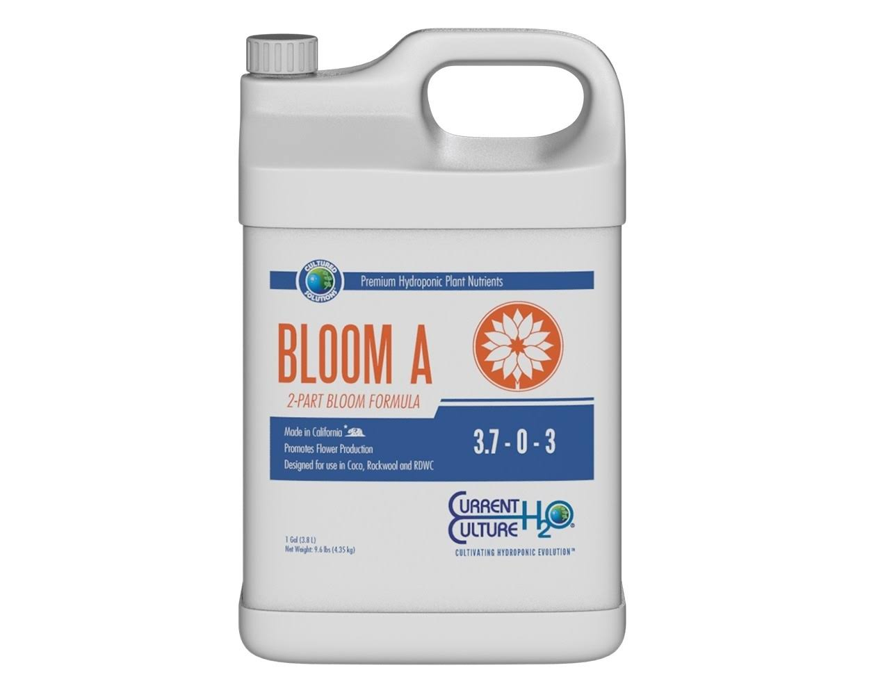 Cultured Solutions Bloom A - Gallon