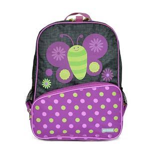 JJ Cole Toddler Backpack Butterfly