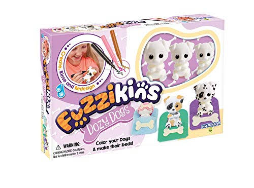 Fuzzikins Craft Dozy Dogs