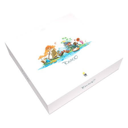 Tokaido 5th Anniversary Edition Board Game - The Gamesmen