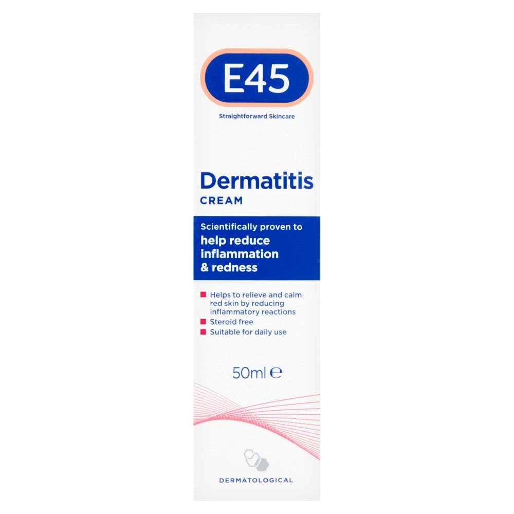 E45 Dermatitis Cream - 50ml