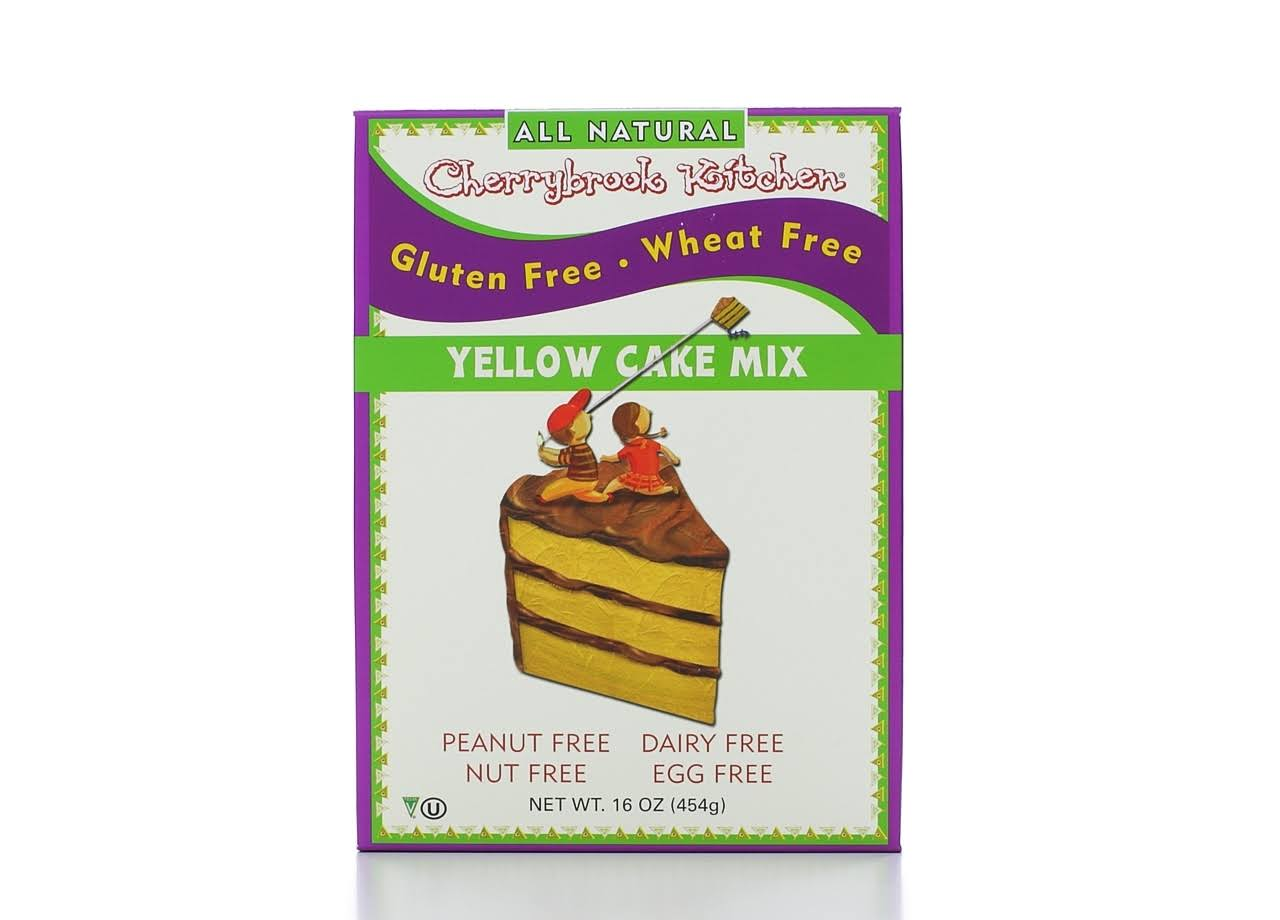 Cherrybrook Kitchen Gluten Free Dreams Yellow Cake Mix - 464g