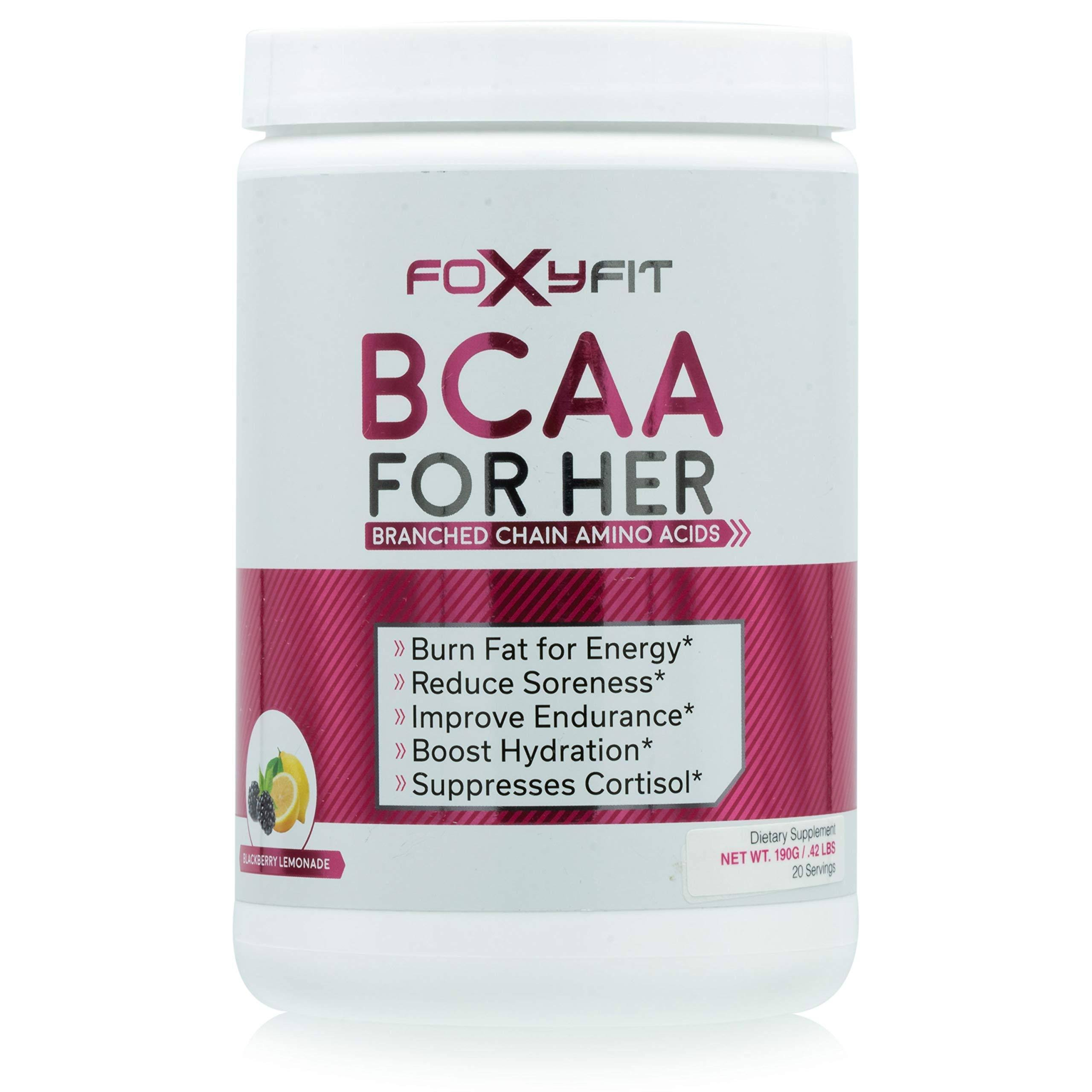 FoxyFit BCAA for Her Branched Chain