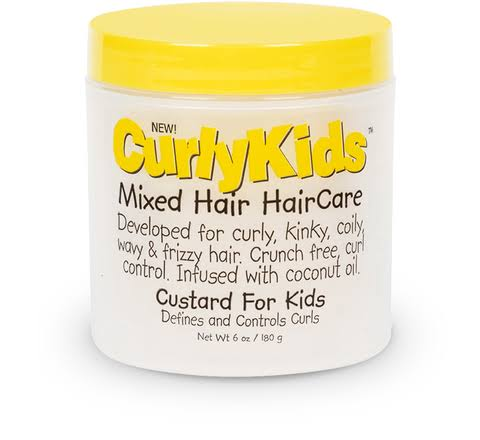 CurlyKids Mixed Hair Hair Care - 6oz