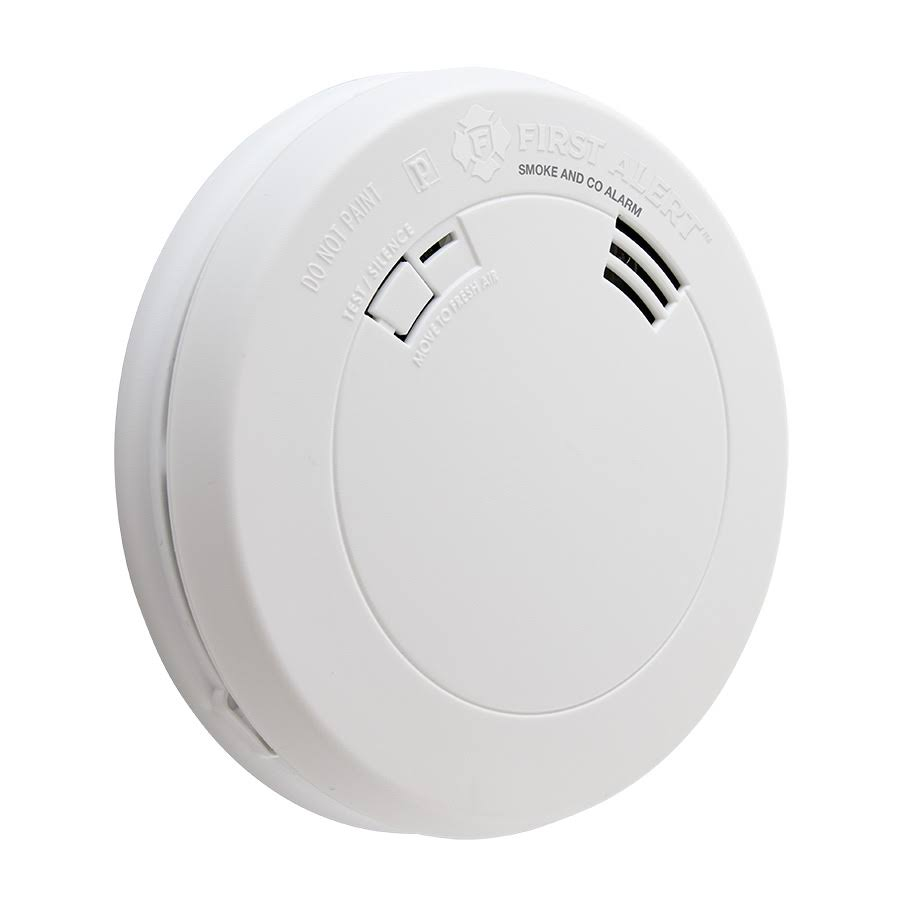 First Alert 10-Year Smoke and Carbon Monoxide Alarm