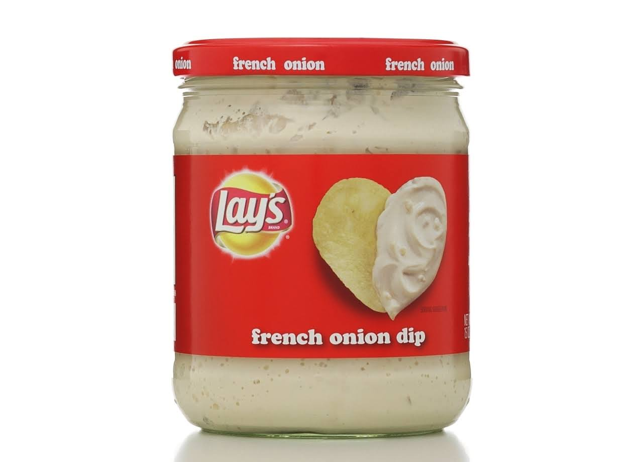 Lay's French Onion Dip - 15oz