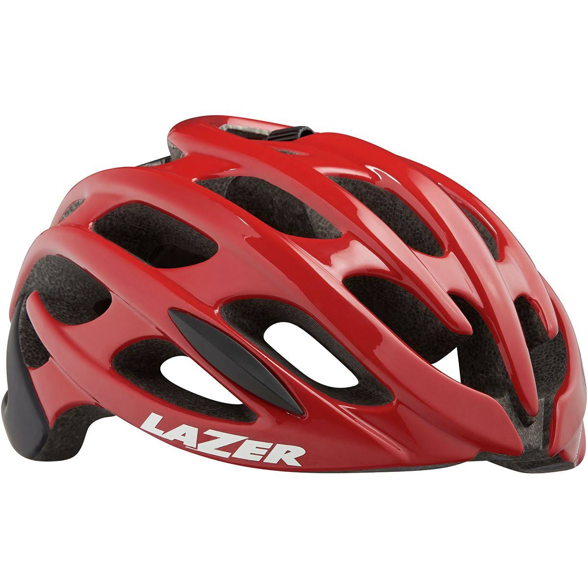 Lazer Men's Blade Plus + Cycling Helmet - Red, Small