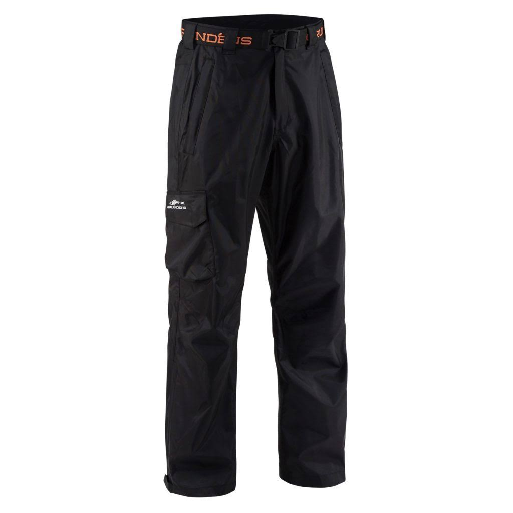 Grundens Gage Weather Watch Pants - Black - Small