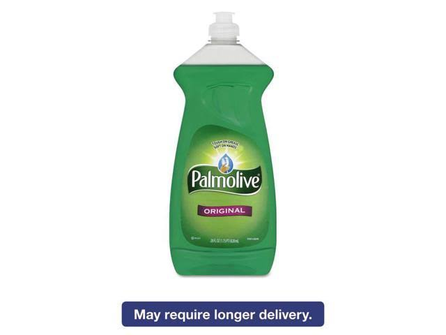 Palmolive Dishwashing Liquid & Hand Soap - Original Scent, 28oz