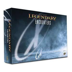 Legendary Encounters : The X-Files