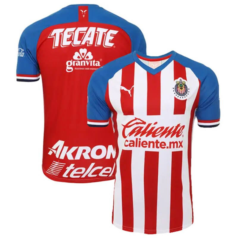 Puma Men's Chivas Home 19/20 Jersey XL