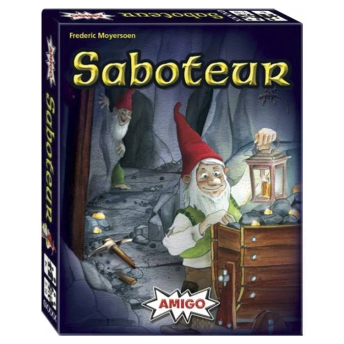 Amigo Saboteur Game