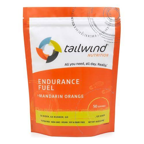 Tailwind Nutrition Endurance Fuel Energy Drink - Mandarin Orange, 50 Serving