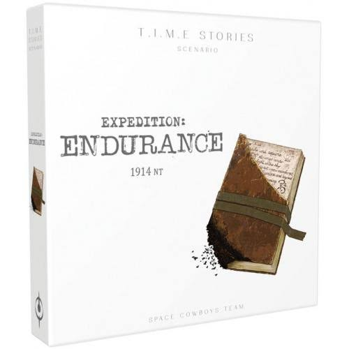 T.I.M.E Stories: Expedition Endurance Boards & Dice Game