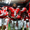 View photos from NC State's football game against Liberty