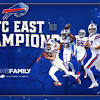Bills clinch their first AFC East title since 1995