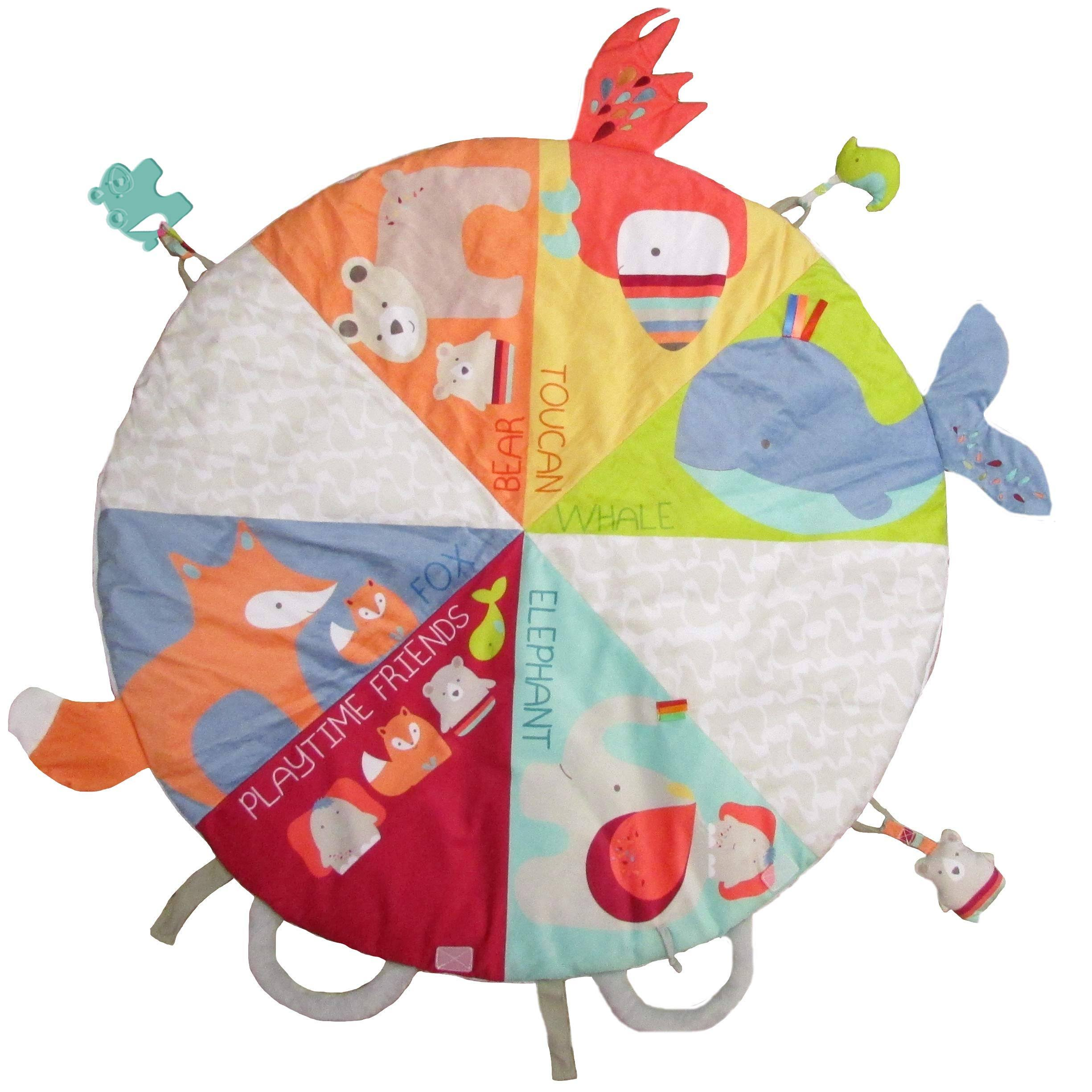 Kids Preferred Rise and Shine Easy On-The-Go Playmat