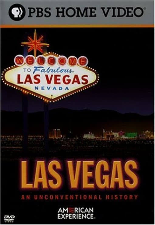 Las Vegas An Unconventional History DVD
