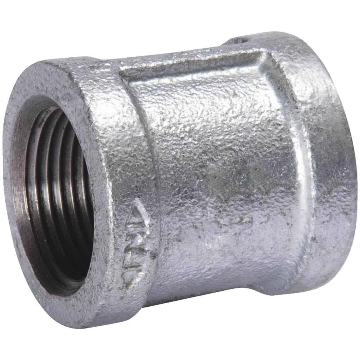 Mueller Industries 511-208HC Galvanized Coupling