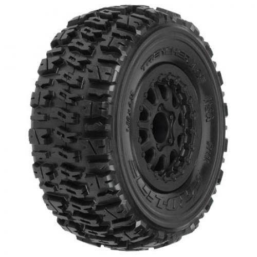 "Pro-line Trencher Mounted Renegade Tires - 2.2""/3.0"""