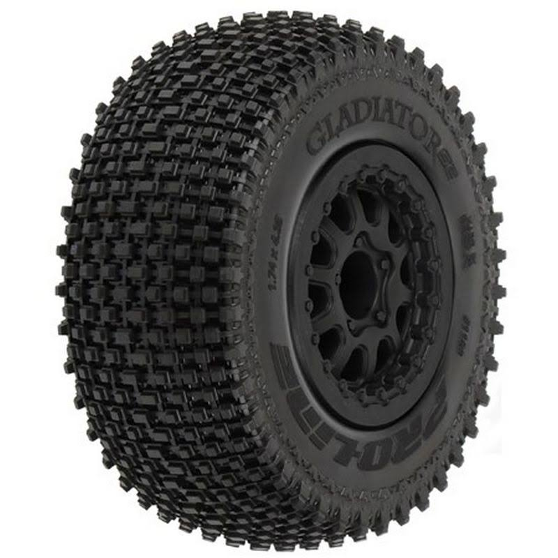 "ProLine 116913 Gladiator SC M2 Mounted Tire - Medium, 2.2""-3.0"""
