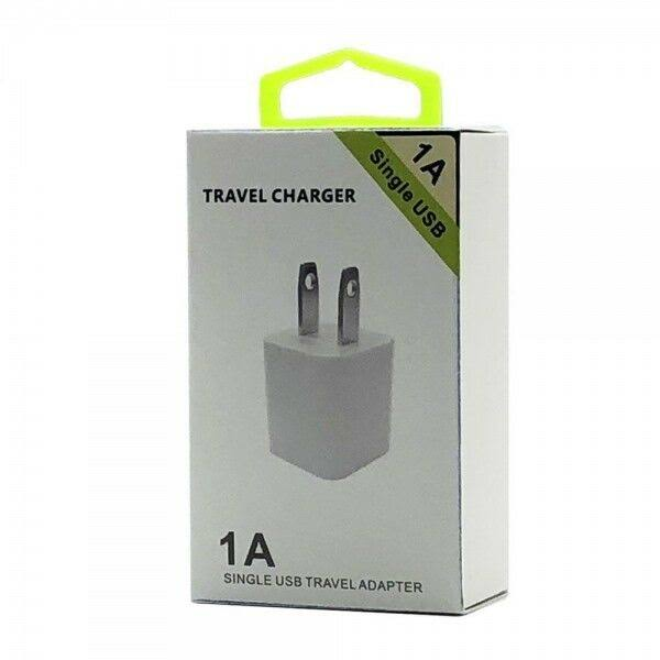 Unbranded/Generic Lot/24 1.0A Travel Wall Charging Adaptor