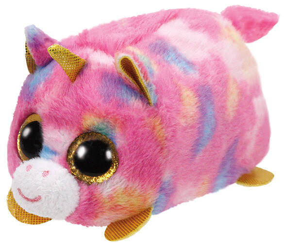 Ty Teeny Tys Unicorn Star - PInk 2