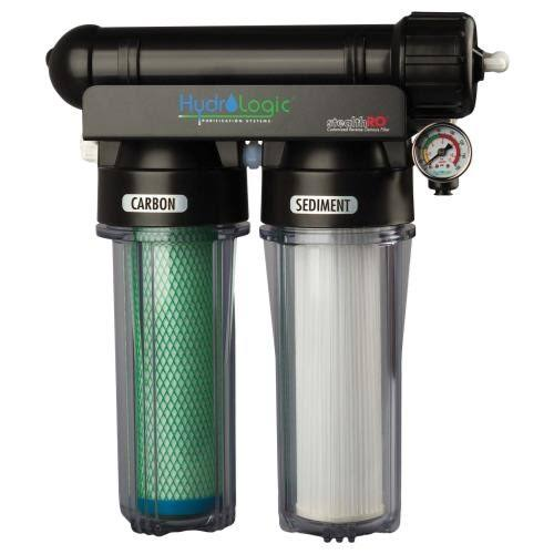 Hydro Logic Stealth Ro 150 Reverse Osmosis Water Filter
