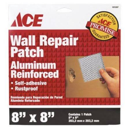 Ace Wall Repair Patch - 8x8 in