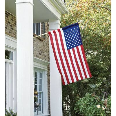 Valley Forge 9900ACE 2.5 x 4 ft. Nylon Flag Set