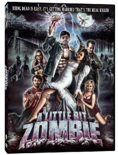 A Little Bit Zombie DVD