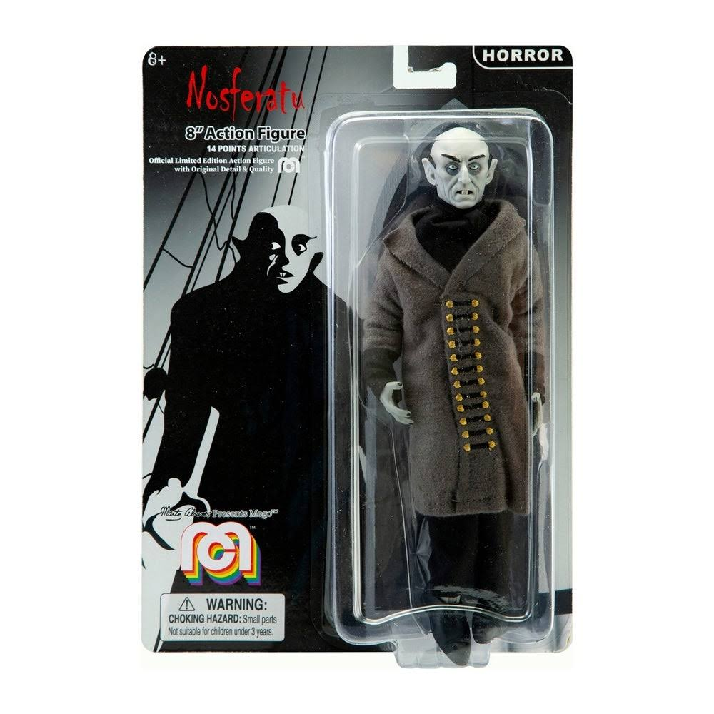 Mego 8 inch Action Figure Nosferatu