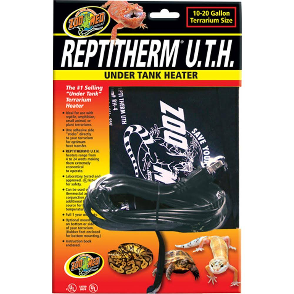 Zoo Med Reptitherm Under Tank Heater - Mini