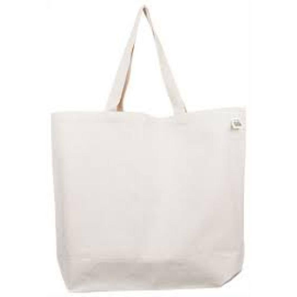 Eco-bags Cotton Shopping Tote - Canvas Black