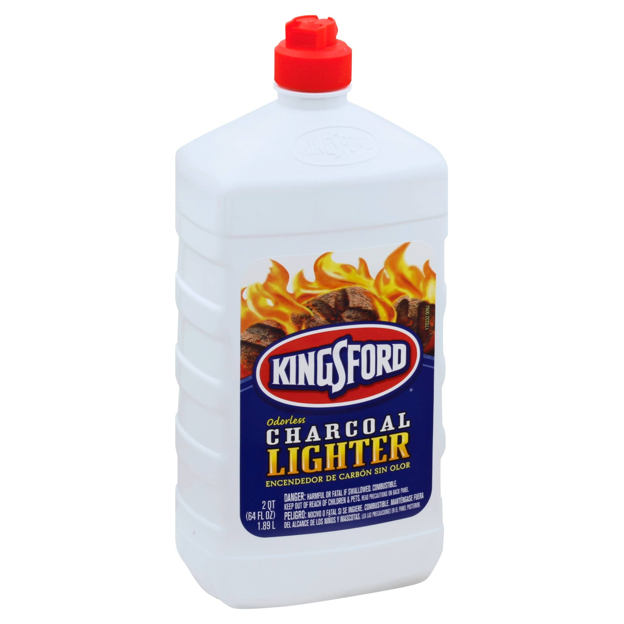Kingsford Charcoal Lighter Fluid - 64oz