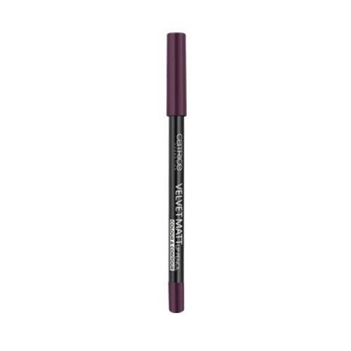 Catrice Velvet Matt Lip Pencil Colour & Contour - 080 Mauve In the Brown Direction