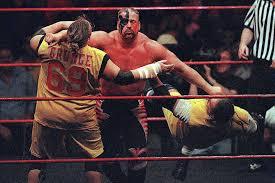 Halloween Havoc 1996 Intro by Legion Of Doom Road Warriors Wrestling Career Timeline