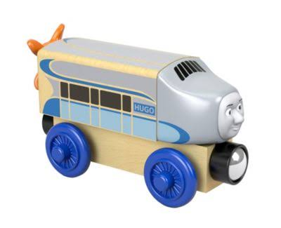 Fisher-Price Thomas & Friends Wooden Engine - Hugo