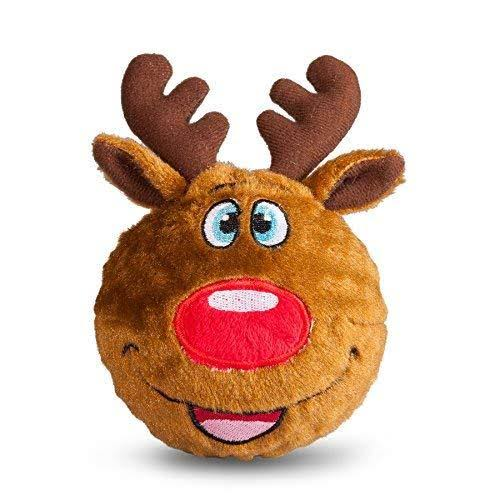 Fab Dog Reindeer Toy - Small