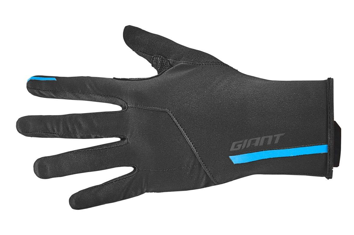 Giant Diversion Long Finger Glove - Black/Blue