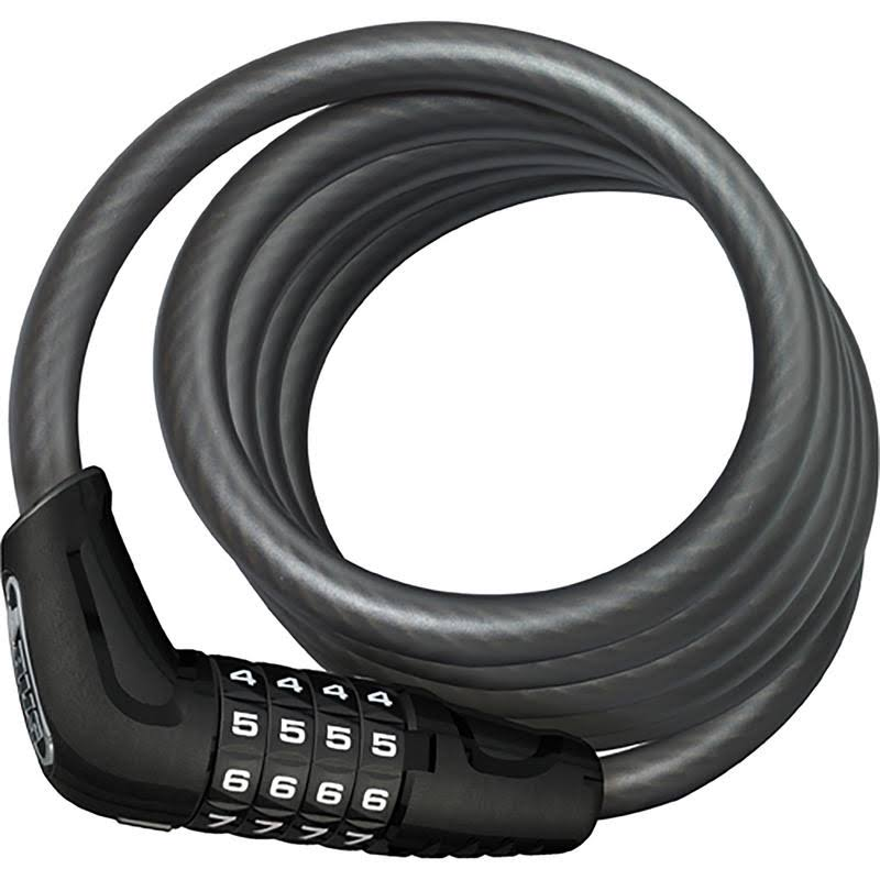 Abus Combination Lock - Black