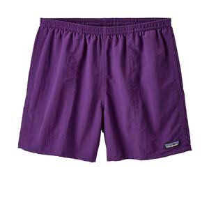 "Patagonia Baggies Shorts 5"" Men's - Purple - Large"